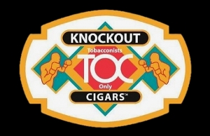 Knockout Cigars logo